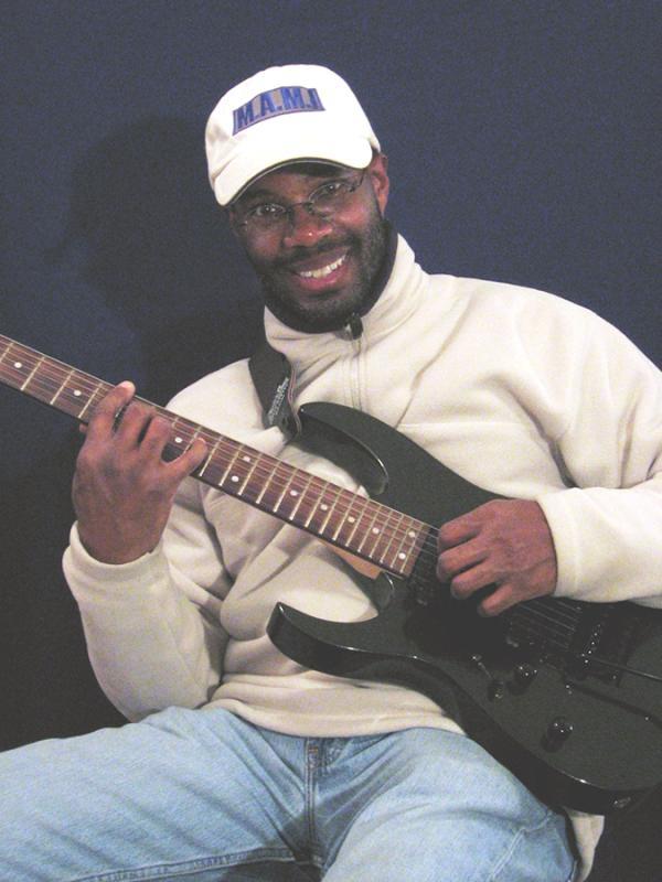 "Richard Armstrong ""Spock"" Guitar"